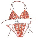Hot Popular Two Piece Bikini Swimwear Swimsuit, Size M, L, XL (AMS016)