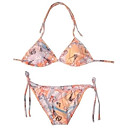 Hot Popular Two Piece Bikini Swimwear Swimsuit, Size M, L, XL (AMS017)