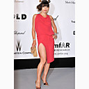Sheath/ Column Knee-length Cannes Film Festival/ Cocktail Dress (FSH0119)