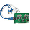 PC DVR card-4-ch. Real Time PC DVR Cards With Audio H.264 Image compression