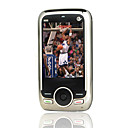 N98 Dual Card GSM+CDMA  Bluetooth Touch Screen  Cell  Phone Black