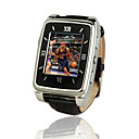W688+ Tri-Band Bluetooth Touch Screen Watch Cell phone Black(SZHX0080)