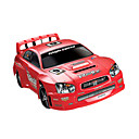 1:7 Scale Nitro Subaru Red STI RC Car 21 Racing Engine 4WD 2 Speed Gearbox (YX00569-1)