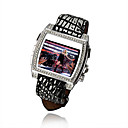 2GB 1.8 Inch Watch MP4/MP3 Player