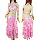 Sexy Belly Dancewear Top Pants Set -- All Accessories Included9823 (LYY022)