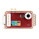 "5.0MP CMOS 2.0"" TFT Digital Camera-8x Zoom-Free Waterproof bag(SMQ5037)"