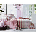4-pc Elegant Cotton Full Size and Queen Size Duvet Cover Set - Free Shipping (9S002004)