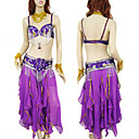 Sexy Belly Dancewear Top Pants Set -- All Accessories Included9817 (LYY017)