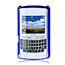 Colorful Plastic Case For Blackberry 8800