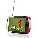 2.8&quot; TFT LCD display Analog Portable TV with MP4 Player and 1.3M Camera, Built-in 2G Memory(SMQ2455) (start from 5pcs)