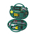 Tool Set With Plastic Box for Gift-Free Shipping(0588-DLM1012)