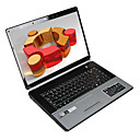 "Hasee laptop hp870 15.4 ""wxga/core2 duo p7350/2.0g/4gb ddr2/250g/dvd + rw/g9600m/5100an/hdmi (smq2813)"