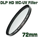 Emolux Digital HD DLP MC-UV 72mm Filter (SMQ5513)