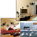 Life Comma Wall Stickers (0565-gz081)