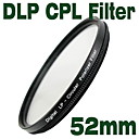 Emolux Digital LP CPL 52mm Filter (SMQ5515)