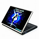 Michael Jackson Notebook Series Laptop couvrir autocollant de protection de la peau avec des peaux poignet (smq3422)