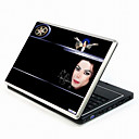 Michael Jackson Series Laptop Notebook Cover Protective Skin Sticker with Wrist Skins (SMQ3414)