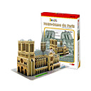 Notre Dame de Paris (Notre-Dame) 3d papieren puzzel model (ceg237)