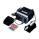New Arrivals! Professional Electric Nail Manicure Machine With Foot Pedal Drill file 20000(0479-11.19-DR-288A) - Black