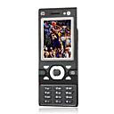 W995 Dual Card Quad Band Dual Camera Flashlight TV Function Metal Cover Slide Cell Phone Black (2GB TF Card)