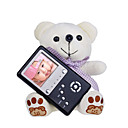 2,4 g 2,5-Zoll-Wireless Baby Monitor-Kit mit LCD tragen Form Kamera (sfa204)