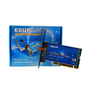 EDUP 802.11b / g WiFi 54Mbps PCI Card Wireless