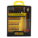 Precision Screw Drivers Toolkit for Electronics DIY (31-Piece Set)