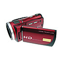 ORDRO HD-Z25 HD720P 12.0MP Enhanced CMOS Digital Camcorder with 3.0-inch Touch Screen LTPS LCD 3X Digital Zoom(SMQ5626)
