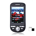 d6019 java tv bluetooth fm quad band doppia scheda mini dual touch screen fotocamera telefono cellulare (2GB TF card e custodia in pelle) (sz00510188)