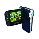 "AIPTEK AHD-2 HD 720p Digital Camcorder With 5.0MP CMOS and 2.4"" TFT LCD (DCE208)"