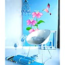 Flower Wall Sticker (0752 -P2-11(C))
