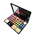 Professional Makeup Palette D3062 - 30 Colors Eyeshadows + 6 Colors Blushers + 2 Colors Face Powder