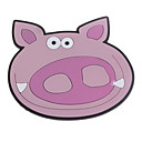 Cartoon Cup Pad(Pig)