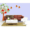 Butterfly Wall Sticker (0752 -P2-02(D))