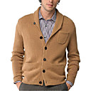 Shawl Collar Men's Cashmere Cardigans(3003BA012-0681)