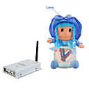 2.4GHz Four Channel Wireless Receiver with Wireless Cartoon Camera/Hidden Camera(SFA86)