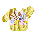 Light Yellow Sleeve Cartoon Style Baby's Gown Starting from 10 Pcs