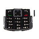 Repair Part Replacement Keypad for Nokia N72 (Black)