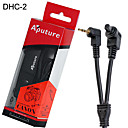 Aputure DHC-2 Dual Head Remote Cord for Canon, Pentax, Samsung and Contax (CCA195)
