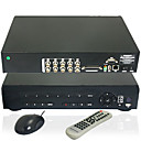 8-CH H.264 HOST 2.0 USB HDD Network Digital Video Recorder BXS-7008V