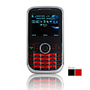 M88 Quad-Band Dual Karte Dual-Standby-Dual-Kamera bar Handy (2GB TF Karte) (sz05440486)
