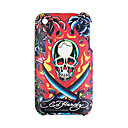 Protective Backside Case Cover for iPhone 2G/3G
