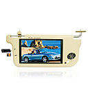 9-inch Car Sun Visor Monitor with USB Port - SD Card Reader-968Q (Right Side)