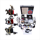 Professional Tattoo Machine Kit Completed Set With 3 Tattoo Gun Machines(035903.23T079)