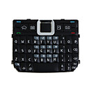 reparacin de piezas de reemplazo del teclado para telfono celular Nokia E71 (gris)