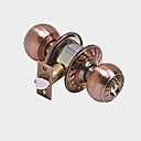 High Quality Zinc Alloy Keyed Entry Door Knob Lock (0770-7801)