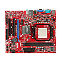 MSI K9N6PGM2-V2 - Motherboard - ATX - NVIDIA GeForce 6150 SE - Sockel AM3 (smq4591)
