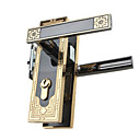 Top Quality Zinc Alloy Keyed Entry Door Lock (0766-A2562 )