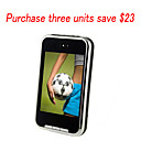 1GB/2GB/4GB 2.8-inch Touch Screen Mp3 / MP4 Player / Digital Camera M4008