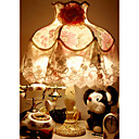 Floral Delight Shade Table Lamp(0836-QY-828)